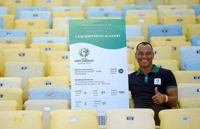 Inicia la venta de entradas para los partidos de la Copa América Brasil 2019