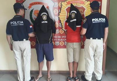 Expulsan del país a cinco peligrosos criminales