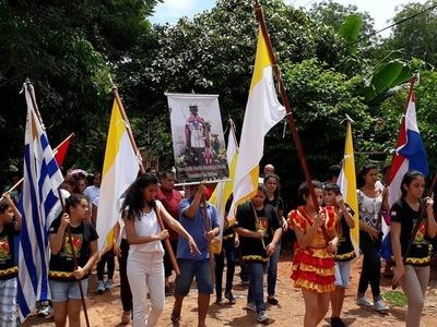 Gran Festival de Kamba Cuá en homenaje a San Baltazar
