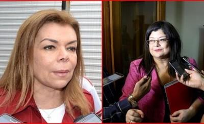 """Sandra denuncia a interventora por """"Usurpación de Funciones Públicas"""""""