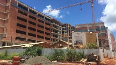 Destacan avances en construcción del Palacio de Justicia de Ciudad del Este