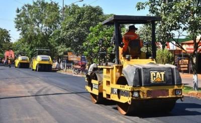Itaipu pavimentará calles en Cedráles y Naranjal