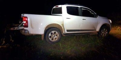 Vehículo incautado de presunto abigeo está en situación irregular