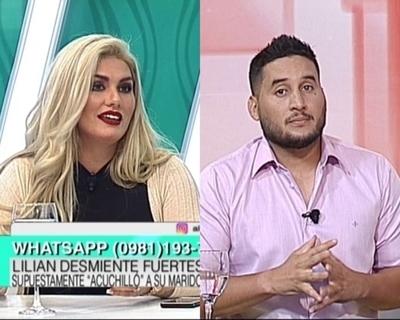 """Lilian Ruiz trató de """"ridículo"""" y """"muertito de hambre"""" a César Trinidad"""