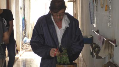 Novedosa forma de ofrecer Tereré en Concepción