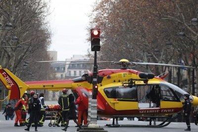 Varios heridos tras explosión en panadería en París