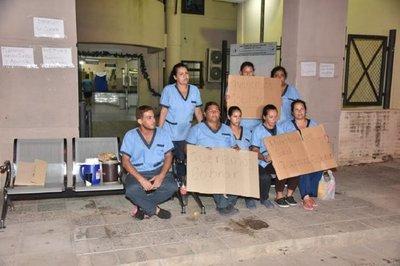 MSP repudia actos vandálicos de parte de funcionarias de Zayr