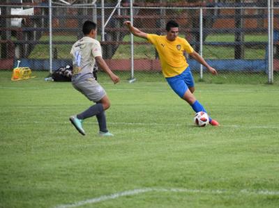 Dos partidos y dos empates para Luqueño