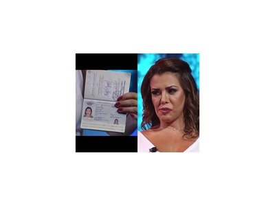 ¿Marly Figueredo mintió sobre su pasaporte?