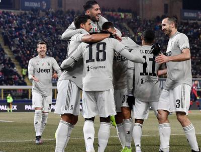 Juventus deja a Federico Santander sin Copa Italia