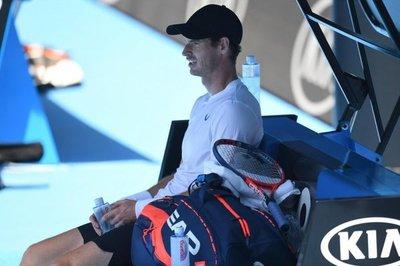 Tristes por la retirada de Murray