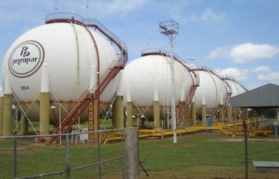 Auditoría Petropar: