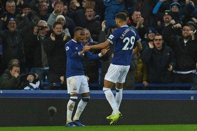 Everton vence al Bournemouth
