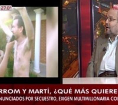 Arrom y Martí: Con estos elementos Paraguay se defenderá ante CIDH