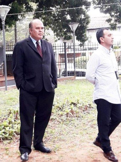 Imputados por caso de coima van a audiencia de imposición de medidas