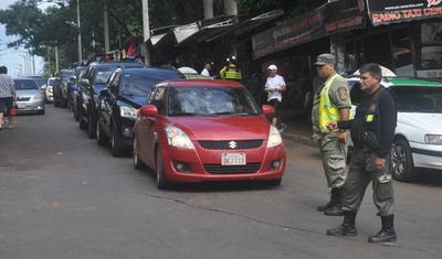 En CDE no se cometen  infracciones de tránsito, según Policía Municipal