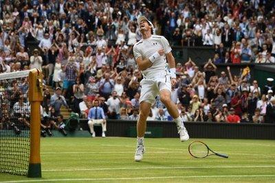 Murray tendrá una estatua en Wimbledon