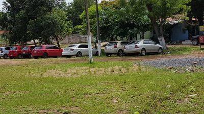 Estacionamiento vehicular dentro de plaza todavía no tiene permiso municipal