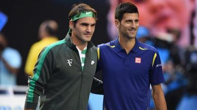 Duelo de reyes: Djokovic-Federer, por la corona