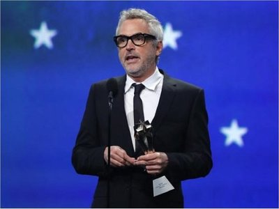 Roma arrasa en los premios Critics' Choice