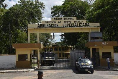 Inician operativo traslado de civiles de la agrupación a cárceles comunes