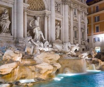 Alcaldía de Roma estudia qué hacer con monedas de la Fontana de Trevi