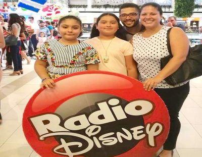Estreno presentado por Radio Disney y Filmagic