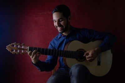 Julio Cristaldo abre el Ciclo de Música de Cámara 2019 de Drácena