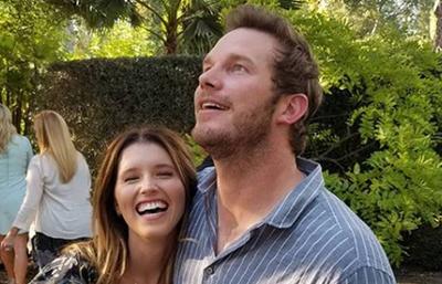 Chris Pratt anuncia compromiso con la hija de Terminator