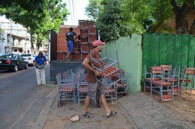 Fonacide: Hoy entregaran mobiliarios a varias instituciones