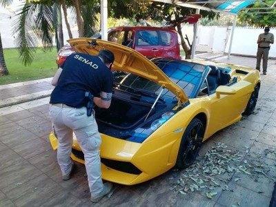 ¿Qué harán con el gran  Lamborghini de Cucho