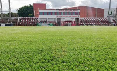 HOY / Campo renovado, a la espera del campeonato