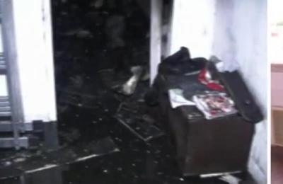 Un sujeto le prende fuego a la vivienda de su pareja