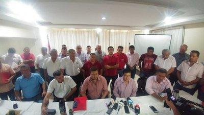 Colorados de Itapúa se separan de HC
