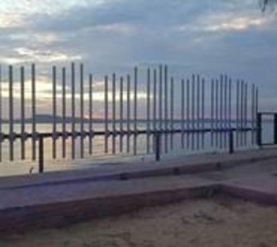 San Bernardino inmortaliza 'Recuerdos de Ypacaraí' en la playa