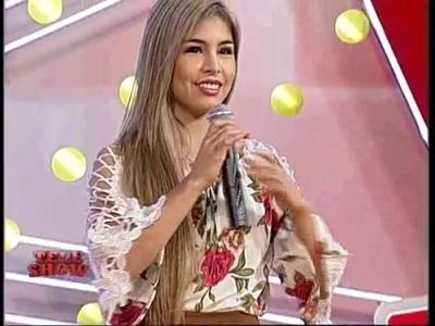 """Nadia Portillo y el motivo por el que rechazó grabar con """"Aroma"""""""