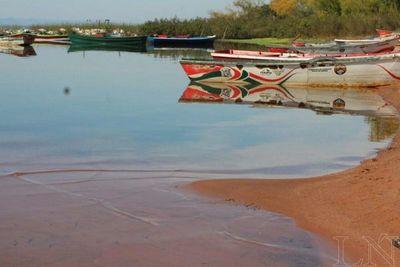 Lago Ypacaraí con alto indice de contaminación, informó Digesa
