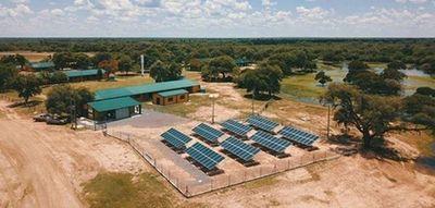 Inaugurarán planta de energía solar en cuartel del Chaco
