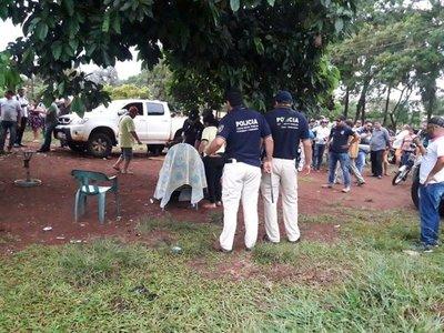 Nuevo caso de homicidio en Pedro Juan Caballero