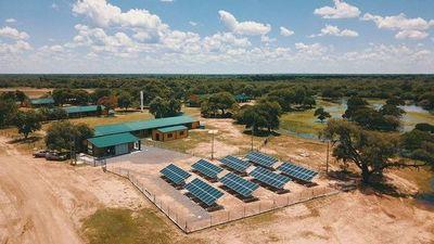 Lagerenza, con planta de energía solar