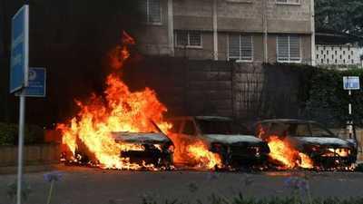 Ataque terrorista deja al menos cinco muertos en Nairobi