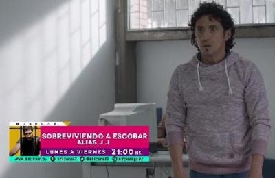 ¡Imperdible el episodio de hoy de Sobreviviendo a Escobar, Alias JJ!