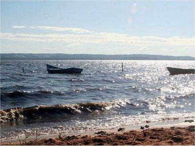 Playas de San Ber y Areguá no son aptas para el baño