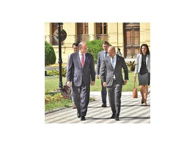 Billingslea destaca el compromiso del nuevo Gobierno