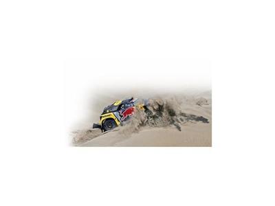 Loeb se lleva la 9ª etapa
