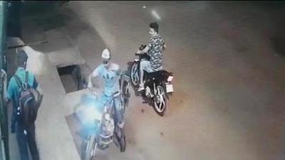 Atrapan a motochorros que mantenían en zozobra a pobladores de CDE y Franco