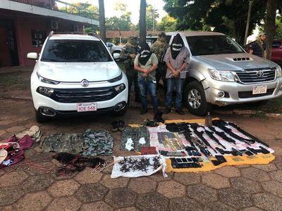Caen supuestos secuestradores en PJC