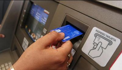 HOY / Alertan sobre vaciadores de cuentas bancarias y piden cuidado con las tarjetas