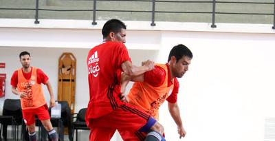 Paraguay puso en marcha el operativo Liga Sudamericana
