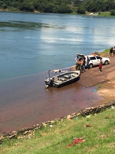 Hallan cadáver de hombre desaparecido en el Paraná